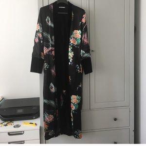 Beautiful Black Kimono